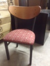 Used Side Guest Chair Wood Back for Sale